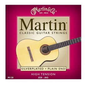 MARTIN M120 HIGH TENSION