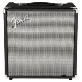 FENDER RUMBLE 25 V3 BLACK SILVER