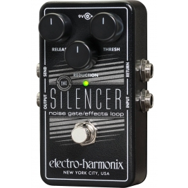 ELECTRO HARMONIX SILENCER NOISE GATE EFFECT LOOP