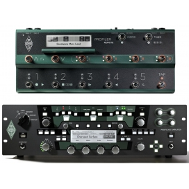 KEMPER PROFILER AMPLIFIER RACK VERSION + PROFILER REMOTE