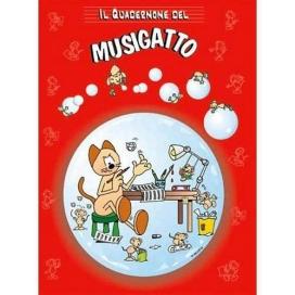 VACCA QUADERNONE DEL MUSIGATTO 10 RIGHI/32 PAGINE MB534