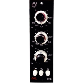 BAE B15 EQUALIZER MODULE FOR 500 SERIES