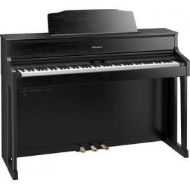 ROLAND HP605CB PIANO DIGITALE NERO SATINATO