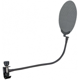 DAP AUDIO POP FILTER METAL D1751