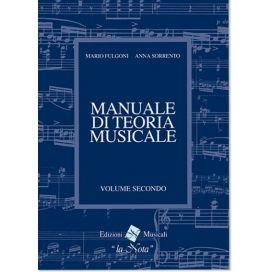 FULGONI MANUALE DI TEORIA MUSICALE VOLUME 2