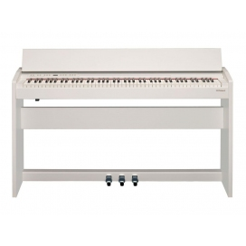 ROLAND F140RWH PIANO DIGITALE CON ACCOMPAGNAMENTI CONT.WHITE