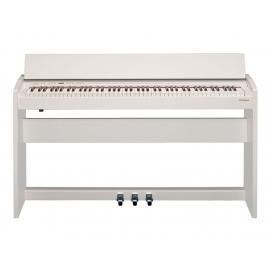 ROLAND F140RWH PIANO DIGITALE CON ACCOMPAGNAMENTI CONT.WHITE