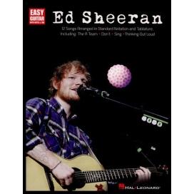 ED SHEERAN EASY GUITAR