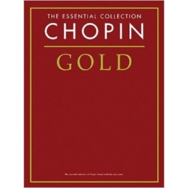 CHOPIN ESSENTIAL COLLECTION GOLD EDITION MLC1763