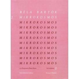 BARTOK MIKROKOSMOS VOLUME 2
