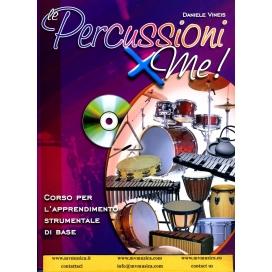 VINEIS PERCUSSIONI PER ME + CD