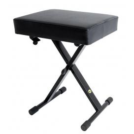 BSX PANCA PIANO E TASTIERA 45x32 NERA - 900531