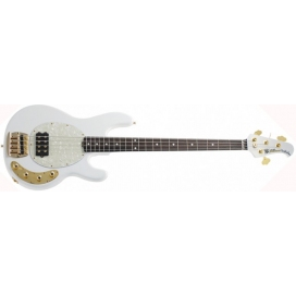 MUSIC MAN STINGRAY CLASSIC 4 GILDED WHITE PDN LIMITED EDITION
