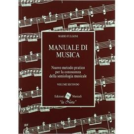 FULGONI MANUALE DI MUSICA VOLUME SECONDO