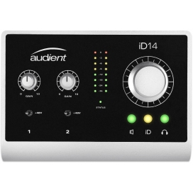 AUDIENT ID14 INTERFACCIA AUDIO USB 10IN 4 OUT