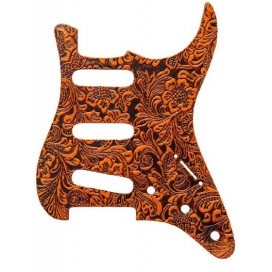 RIGHTON STRAPS PICKGUARD-S WOODY STATOCASTER