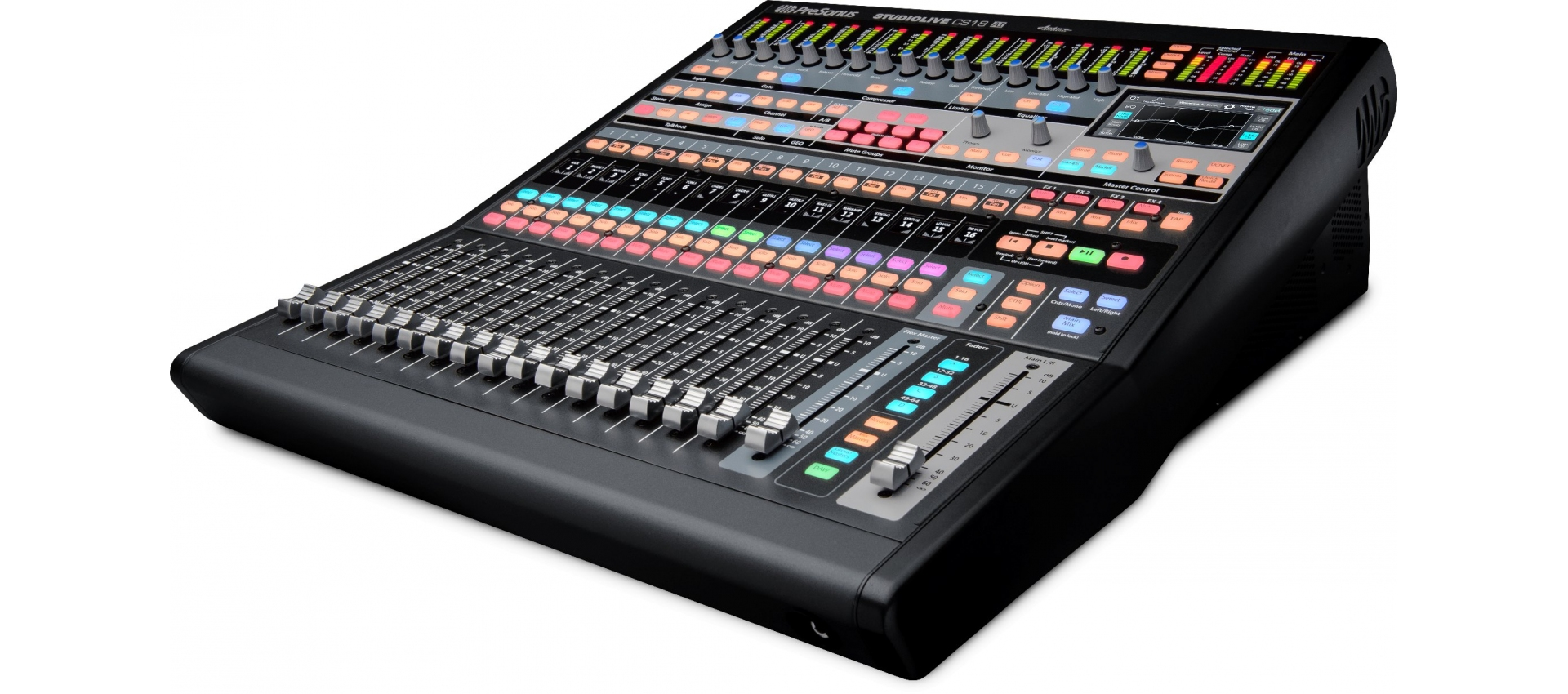 Presonus Control Surface : presonus studiolive cs18ai control surface luckymusic ~ Hamham.info Haus und Dekorationen
