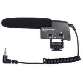SENNHEISER MKE400 1/2 FUCILE COMPACT PER CAMERA
