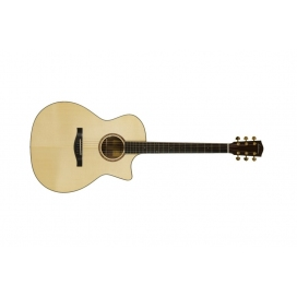 EASTMAN AC522CE GRAND AUDITORIUM NATURAL + CUSTODIA