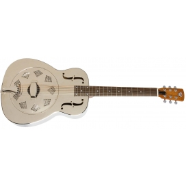 DOBRO HOUND DOG M-14 METAL BODY