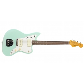 FENDER JAZZMASTER 60 CLASSIC LACQUER SURF GREEN RW