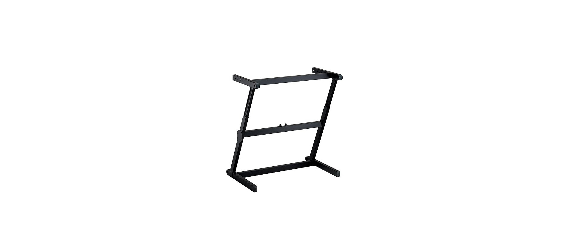 quik lok z71alu keyboard stand aluminium luckymusic. Black Bedroom Furniture Sets. Home Design Ideas