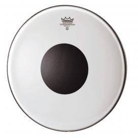 REMO CS-0316-10 CONTROLLED SOUND TRASPARENTE CON DOT NERO