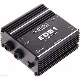 WHIRLWIND EDB1 PASSIVE DIRECT BOX