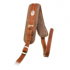 GIBSON ASAU-BRN STRAP GIBSON AUSTIN COMFORT BROWN TRACOLLA