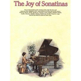 AAVV THE JOY OF SONATINAS ML20657