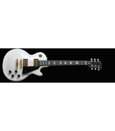 GIBSON LES PAUL STUDIO ALPINE WHITE GOLD HARDWARE