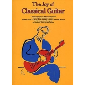 AAVV THE JOY OF CLASSICAL GUITAR ML900290