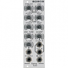 TIP TOP AUDIO BD909 TR909 BASS GENERATOR