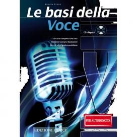 BRAUN LE BASI DELLA VOCE + CD