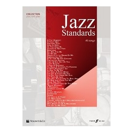 AAVV JAZZ STANDARDS COLLECTION - MB70