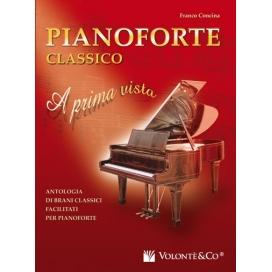 CONCINA PIANOFORTE CLASSICO A PRIMA VISTA VOLUME 1