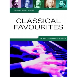 REALLY EASY PIANO CLASSICAL FAVOURITES MLC302