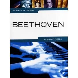 REALLY EASY PIANO BEETHOVEN MLC1906