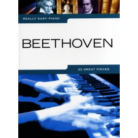 REALLY EASY PIANO BEETHOVEN
