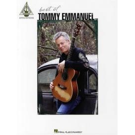 TOMMY EMMANUEL - BEST OF