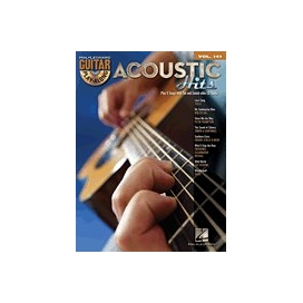 AAVV GUITAR PLAY ALONG V. 141: ACOUSTIC HITS + CD HL00702401