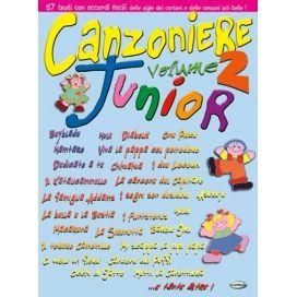 CANZONIERE JUNIOR VOL.2