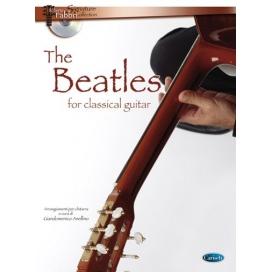 BEATLES FOR CLASSICAL GUITAR + CD ML3320