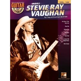 AAVV GUITAR PLAY ALONG V.140 STEVIE RAY VAUGHAN - MORE + CD LI50624300