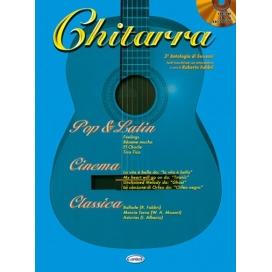 FABBRI CHITARRA ANTOLOGIA VOLUME 3 + CD