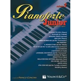 CONCINA PIANOFORTE JUNIOR VOLUME 2 MB419