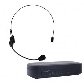 PRODIPE HEADSET 100 RADIOMICROFONO UHF 16 CANALI