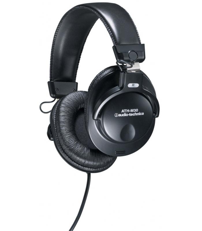 audio technica athm30 cuffia chiusa 65 ohms 393a1ceb291b