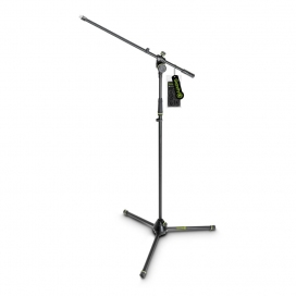 GRAVITY MS4321B MICROPHONE STAND WITH TRIPOD BASE