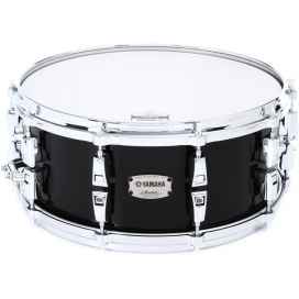 YAMAHA AMS1460SOB ABSOLUTE MAPLE HYBRID SNARE SOLID BLACK